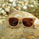 Holz Sonnenbrille Allergiker